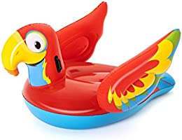 BESTWAY- PEPPY PARROT RIDE-ON,203X132CM