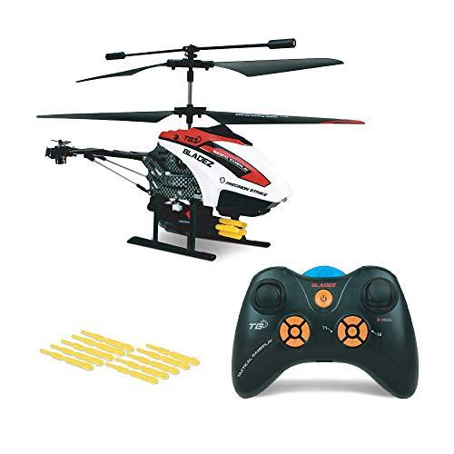 Bladez Toyz 3Kanal Hubschrauber Gameplay mit On Board Raketen