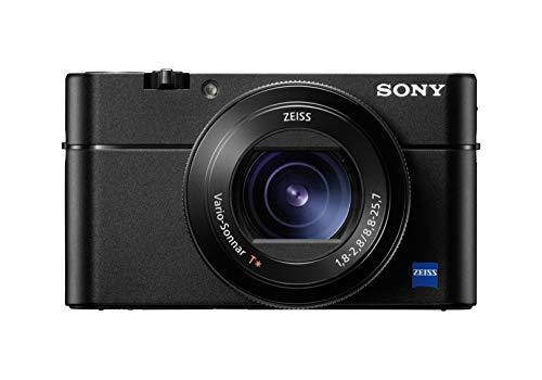 Foto Sony DSC-RX100M5A Fotocamera Digitale Compatta Cybershot da 20.1 Megapixel,...