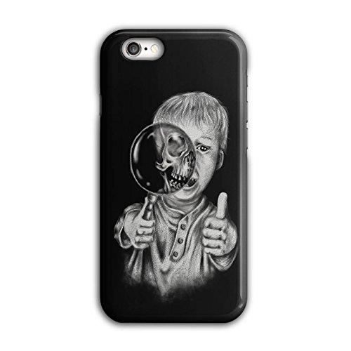 Kind schaurig Schrei Horror Monster Junge iPhone 6 / 6S Hülle | Wellcoda