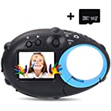 Upgrow Kids Portable Digital Kids Rechargeable HD Video Recorder Camcorder for Boys Girls