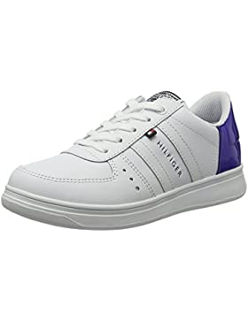Tommy Hilfiger Jungen Z3285ero Jr 7a Low-Top