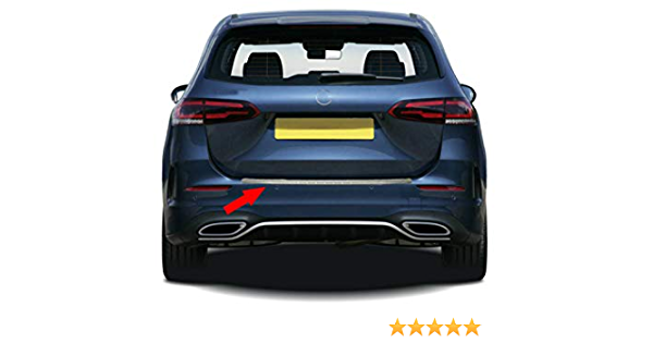 Chromeline Passend Für Bmw X3 F25 2010 2017 Facelift Chrom Stoßstangenschutz Schwellenschutz Gebürsteter Edelstahl Auto