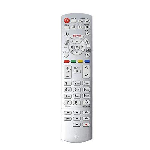 Alle Fernbedienungen (Pennyninis Fernbedienung Fernsehen Alle Funktionen Ersatz Für Panasonic N2QAYB001010 N2QAYB000842 N2QAYB000840 N2QAYB001011 3D-TV)