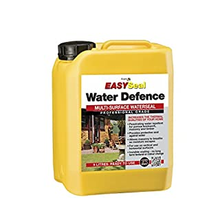 Water Defence - Water and Damp repellant 5 Ltr