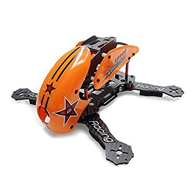 ARRIS X-Speed 280 Racing drone Frame RC Quadcopter Orange KIT (Unassembled)