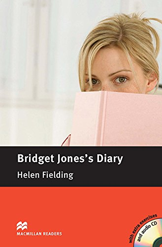 MR (I) Bridget Jone's Diary Pk (Macmillan Readers 2009) por H. Fielding