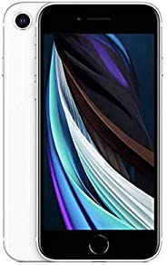 Apple iPhone SE with Facetime - 128 GB, 4G LTE - White, Middle East Version