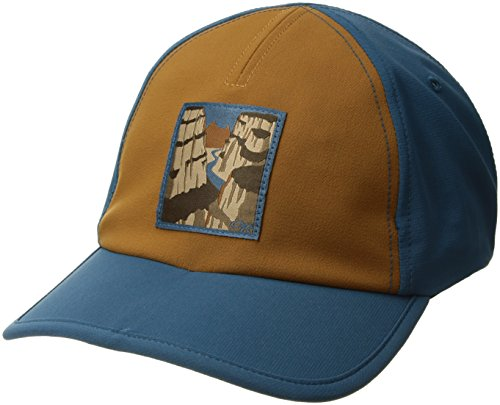 Outdoor Research Cap Ferrosi, Unisex, Peacock/Saddle, 1Size - Kostbare Momente Schnee