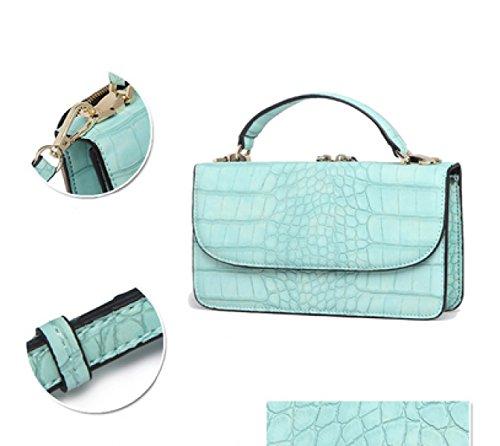 LAIDAYE Handtaschenhandtaschenart Und Weise Kurierbeutel-Handytasche 5