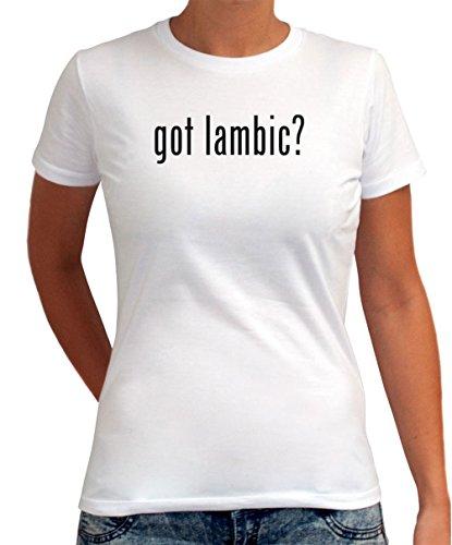 got-lambic-signora-t-shirt-bianco-l