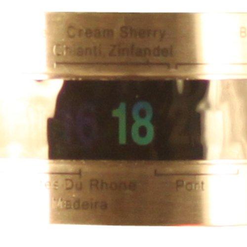 Remys Weinhaus Flaschen Weinthermometer Manschette