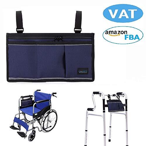 Walker Bags - Bolsa de viaje para silla de ruedas y scooter...