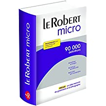 LeRobert Micro Dictionnaire D'Apprentissage du Francais