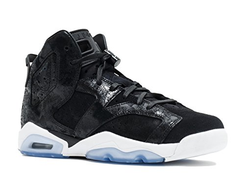 Nike - Air Jordan VI Retro PRM Heriress - 881430029 - Couleur: Noir - Pointure: 36.0