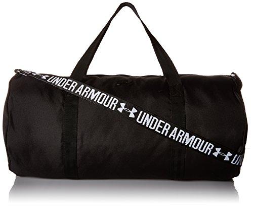 Under Armour Damen UA Favorite Barrel Duffel Multisport-Taschen & Gepäck/Sport-& Reisetaschen, 56 x 26 x 26 cm Schwarz