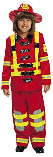 Imagen de my other me  disfraz de bombero, 3 4 años viving costumes 200909  alternativa