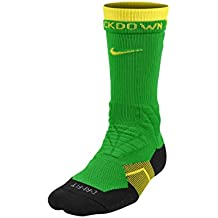 Nike Elite Vapor - Calcetines de fútbol acolchados para hombre - SX4924-377, S