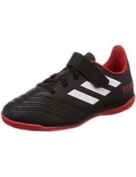 adidas Predator Tango 18.4 In J H&l, Zapatillas de fútbol Sala Unisex niños