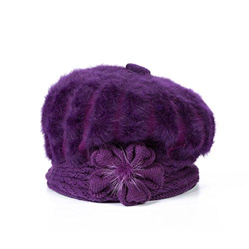 Vieux chapeau en hiver/ vieux chapeau/ laine bonnet pour les personnes âgées D
