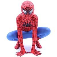 Deluxe Enfants Super Hero Araignée (Rouge et Bleu, 5-7 ans)