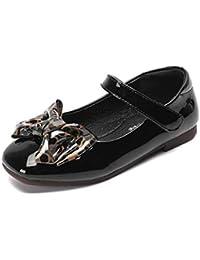 994f82e47 YIFULY Zapatos para niños Zapatos para niñas Zapatos de Princesa Primavera y  otoño Nueva versión Coreana