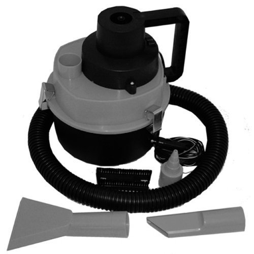 Price comparison product image 12V Wet & Dry Vacuum - Camping / Tent Cleaner