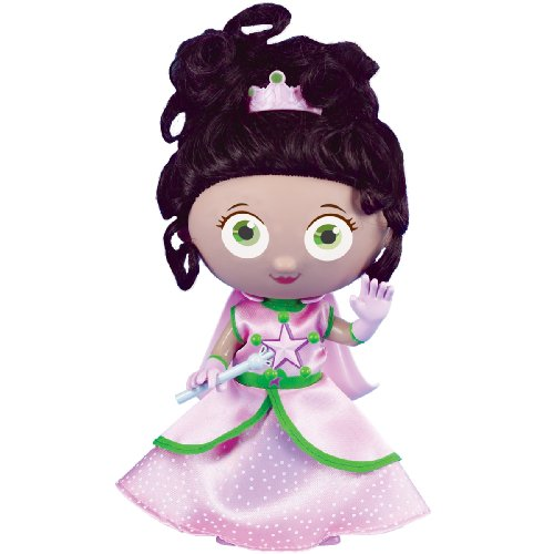 Super Why Doll Princess-Dress Up Presto Import -READY zum Versand aus UK