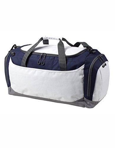 HALFAR® HF9104 Sport / Travel Bag Joy Freizeittaschen Sport- & Reisetaschen Tasche Weiß