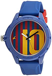 Fastrack Tees Analog Multi-Colour Dial Children's Watch -38019PP02C