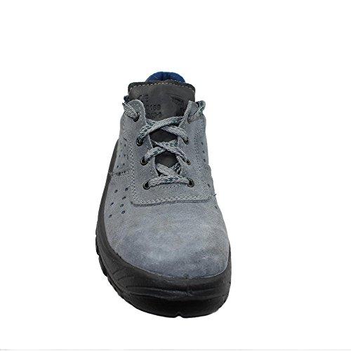 Auda tahiti s1 chaussures de travail chaussures chaussures berufsschuhe businessschuhe plate Gris - Gris