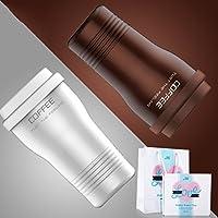 Tazza Nizza Coppia che tiene tazza di caffè a tazza creativa della tazza in acciaio inox coppa goccia Resistenza Valore Gift Box ( edizione : 1 )
