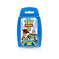 Top Trumps Toy Story 4 Top Trumps Card Game