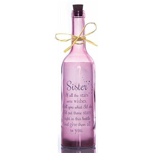 Boxer sb1101hermana de botella, cristal, rosa