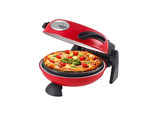 Beper Pizza Maker, 1000 W, Red