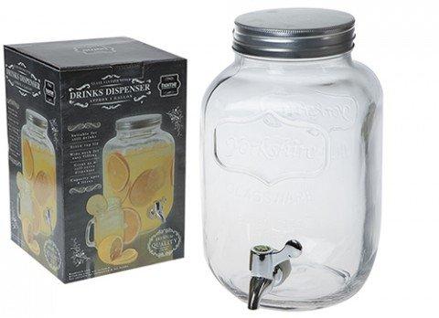 Toyland Glass Drink Dispenser 4 ltd