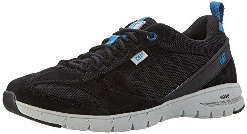Caterpillar Mythos, Sneakers Basses Homme, Noir (Mens Black), 42 EU