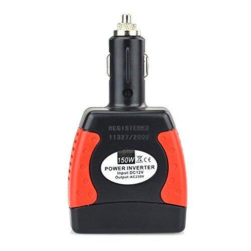 BESTEK Convertisseur Chargeur Allume Cigare Onduleur Transformateur avec un Port USB, 150W 12V 220V – Prise Universelle Magasin en ligne