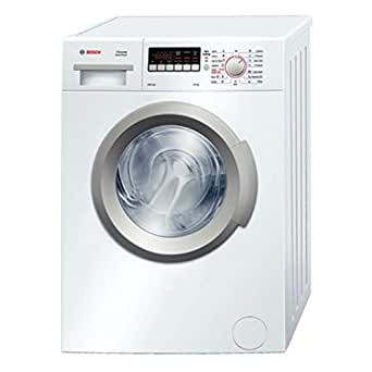 Bosch Serie 2 WAB20268IN Classixx Front-loading Washing Machine (6 Kg, White)