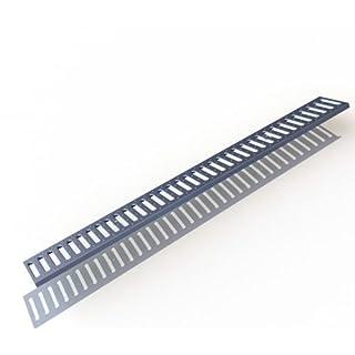 Rost Rinne, Stahl verzinkt, 1000 x 130 x 22 mm