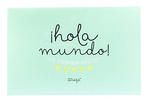 Mr. Wonderful - Álbum para bebé