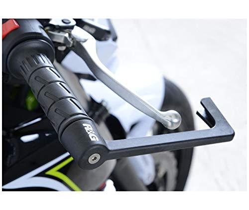 KAWASAKI Z650-17/18 - PROTECTION DE LEVIER R&G RACING NOIR - MLG0011BK