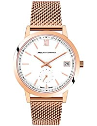 Larsson & Jennings Damen-Armbanduhr SAX33-CM-C-Q-P-RGW-O