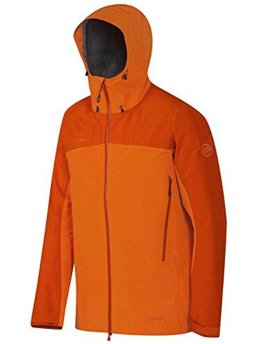 Mammut Herren Jacke Convey sienna/dark orange