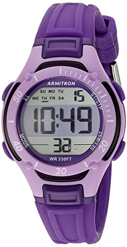armitron-womens-45-7062pur-digital-chronograph-purple-watch