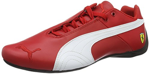 Puma Unisex-Erwachsene SF Future Cat OG Low-Top, Rot (Rosso Corsa White Black 01), 42 EU (Drift Ferrari Puma Cat)