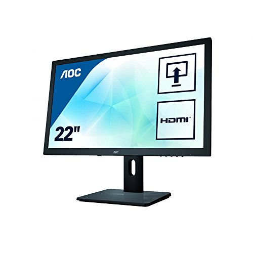 AOC Pro-Line E2275PWJ 21.5-Inch 1920 x 1080 Full HD TN LCD Monitor - Black