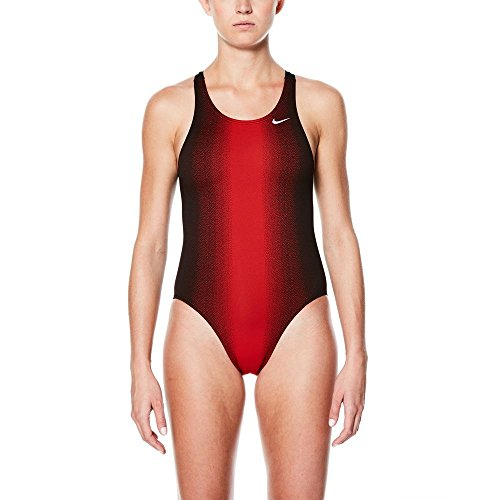 Nike Fastback One Piece Bañador, Mujer, University Red, 36