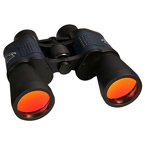 DAXGD/Fogproof impermeabile High Powered-Binocolo 10 x 50 Telescopio con Strap Military ottico-Copriobiettivo e tappo per oculare