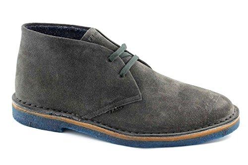 FRAU Les chaussures 25x3 tableau noir l'homme de marche felpatina desert boot